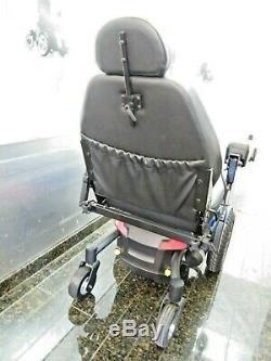2019 Pride Mobility Jazzy Elite HD Heavy Duty Electric Power Wheelchair 450lbs