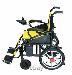 2020 Model Fold Travel Lightweight Heavy Duty Electric Power Scooter Wheelchair