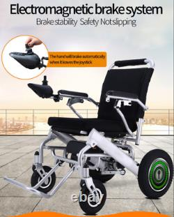 2021 Ez Pro Rider XL Lightweight Fodable Electric Mobility Wheelchair