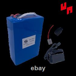 24V 24AH EBIKE Lithium LiFePO4 Battery Charger Electric Wheelchairs Scooter Bike