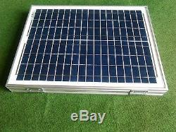 40 Watt Folding 24V 40w Solar Panel kit for mobility scooter electric wheelchair