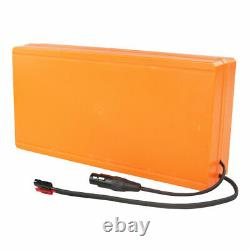 48/52/60/72V Electric Scooter Battery Pack for Wheelchair Ebike Trike Golf Cart