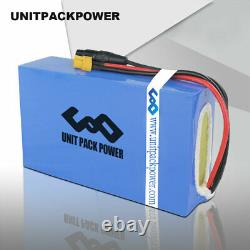 48V 20AH Lithium Battery Waterproof PVC for 1500W Electric Scooter Wheelchair