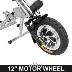 48V 350W 10AH Electric Wheelchair Power kit Scooter Mobility Tractor