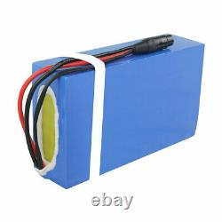 72V 3000W 25AH E-Scooter Lithium Battery for Electric Bike Wheelchair 3A Charger