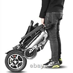 Best Electric Wheelchair, Portable Motorized Foldable Power Wheelchair Scooter