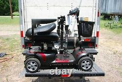 Bruno ASL 250 Electric Scooter Wheelchair Lift with Swingaway 350 lb Capacity