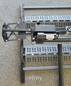 Bruno ASL-275 Outsider Exterior Platform Wheelchair & Scooter Lift
