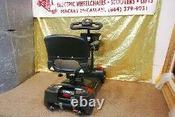 Drive Scout 4-Wheel Electric Scooter Wheelchair with NEW Batteries 300lb Cap