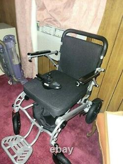 E wheels mobility scooter The EW-M43 Folding Power Wheelchair is one of the ligh