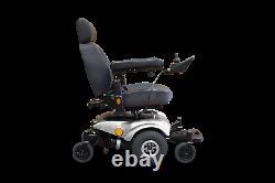 EWheels Medical EW-M48 Travel Mobility Power Electric Wheelchair