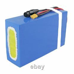 Electric Scooter Li-Ion Battery Pack 52V 48V 36V for 750W1500W Ebike Wheelchair
