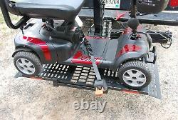 Electric Scooter Wheelchair Lift with Swingaway & Straps Model 117 200 lb Cap