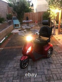 Electric disability scooter
