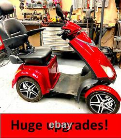 Ewheels Ew-72 Scooter. Not Your Average Ew 72. Check It Out