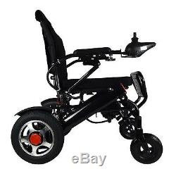 Fold & Travel Motorized Electric Power Wheelchair Scooter Only 55lb holds 360lb