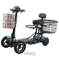 Foldable Lightweight Mobility Scooter Easy Travel New Model