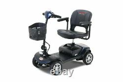 Folding 4 wheel Electric Power Mobility Scooter Transport Travel Wheel Chair