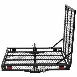 Folding Electric Wheelchair Hitch Carrier Scooter Loading Ram