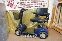 Golden Companion 4-Wheel Electric Power Scooter Wheelchair 350lb Capacity