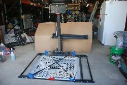 Harmar AL 301 XL HD Electric Wheelchair Scooter Lift 400 lb Capacity