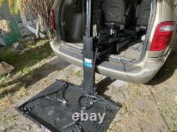 Harmar AL-600-12 Hybrid Platform Lift for Power Wheelchair & Scooter