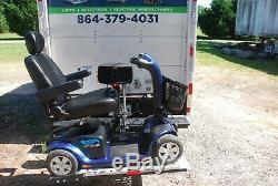 Harmar AL100 Electric Scooter Wheelchair Lift with Swingaway 350 lb Capacity