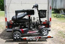 Harmar AL100 Electric Scooter Wheelchair Lift with Swingaway 350 lb Capacity #2