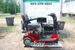 Harmar AL100 Electric Scooter Wheelchair Lift with Swingaway 350 lb Capacity #5