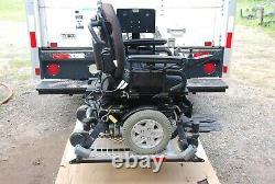 Harmar AL500 Electric Scooter Wheelchair Lift with Straps 350 lb Capacity