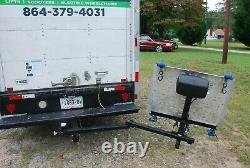 Harmar AL500 Electric Scooter Wheelchair Lift with Swingaway 350 lb Capacity