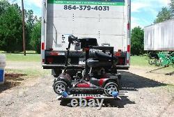 Harmar AL500 Electric Scooter Wheelchair Lift with Swingaway 350 lb Capacity #2