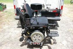 Harmar AL580 Electric Scooter Wheelchair Lift with Swingaway 350 lb Capacity #1