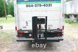 Harmar AL580 Electric Scooter Wheelchair Lift with Swingaway 350 lb Capacity #2