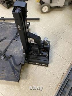 Harmar AL600 Electric Platform Lift for Wheelchair & Scooters