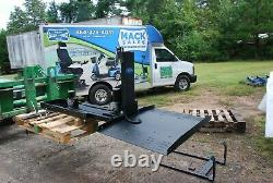 Harmar AL600 Electric Wheelchair Scooter Platform Lift 350 lb Capacity