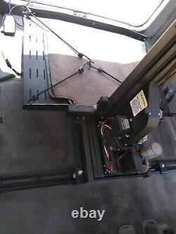 Harmar Power Chair and Scooter Lift Van Vehicle Wheelchair Lift AL-600