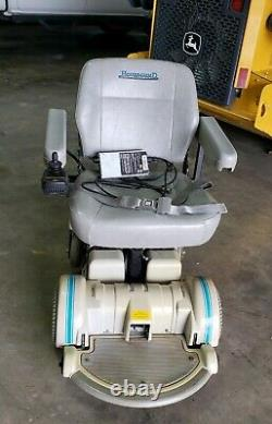 Hoveround hover round electric mobility scooter wheelchair MPV5 with charger
