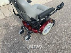 Invacare Pronto Sure Step M91 Electric Wheel Chair Scooter Surestep Wheelchair