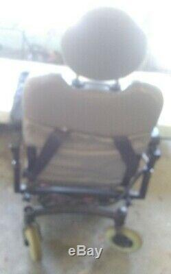 JET 3 Ultra Power Chair Electric Motorized Wheel Chair Scooter, as is