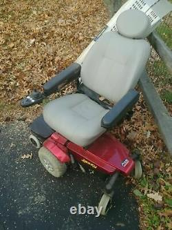 Jazzy Scooter Electric Wheelchair