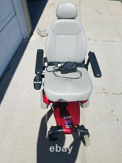 Jazzy Select GT Electric Power Wheelchair Scooter New Batteries Tested Working