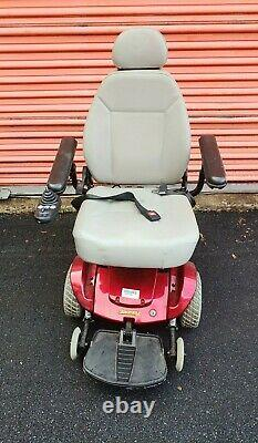 Jazzy Select GT Powered Wheel Chair Scooter Wheelchair