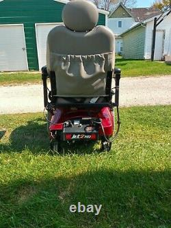 Jet 2 HD Power Wheelchair Motorized Scooter Electric