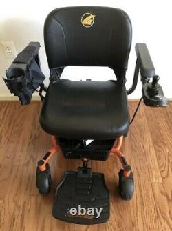 LITERIDER Envy GP162 Electric Travel Powerchair, Mobility Scooter