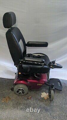Merits P320 Junior Micro Lite Compact Power Chair Wheelchair