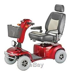 Merits Pioneer 10 HD 4 wheel Scooter, 500Lb Weight Capacity. Make Offer