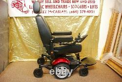 Merits Vision Sport Electric Power Wheelchair Scooter 300lb Capacity