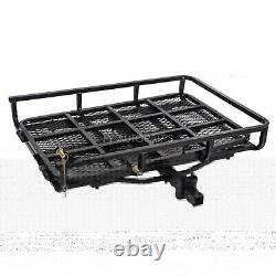Mobility Carrier Wheelchair Electric Scooter Disability Medical Hitch Rack Ramp