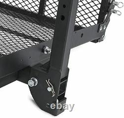 Mobility Electric Scooter Wheelchair Hitch Carrier Disability Medical Rack Ramp